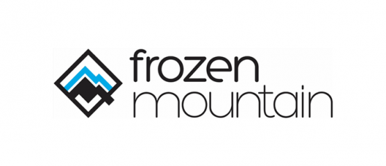 frozen mountain logo